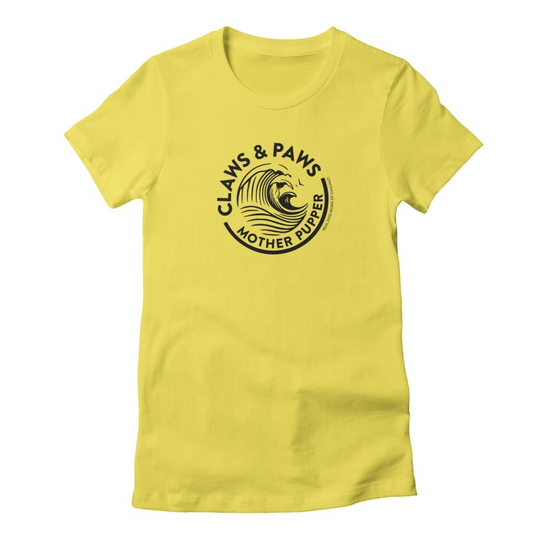 Claws & Paws Women's T-Shirt by RDMOC's Artist Shop