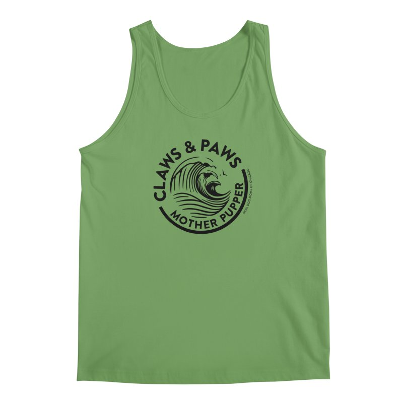 Claws & Paws Men's Tank by RDMOC's Artist Shop