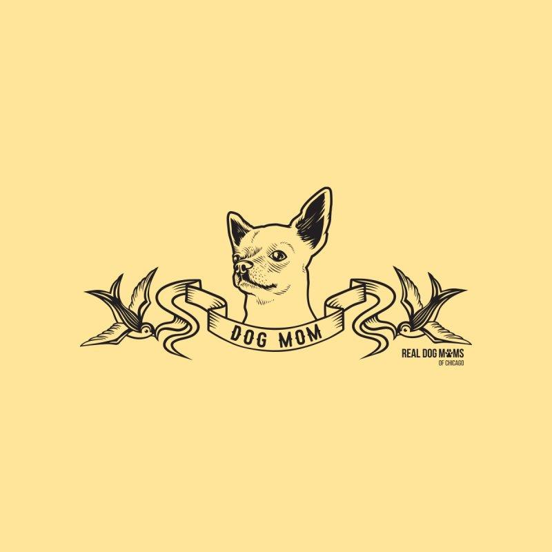 Dog Mom Tattoo Men's T-Shirt by rdmoc's Artist Shop