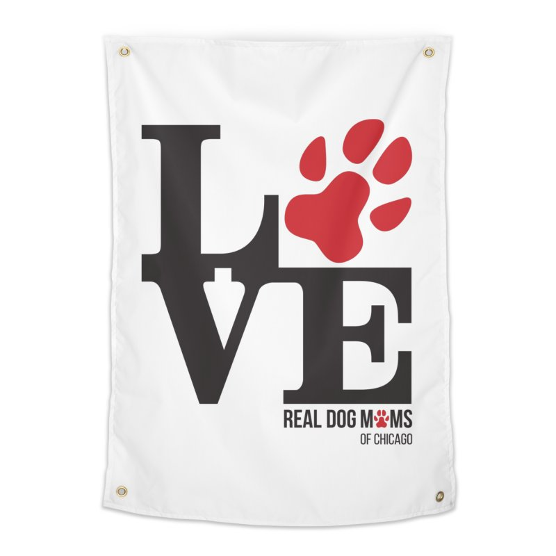 Love Paws Home Tapestry by RDMOC's Artist Shop