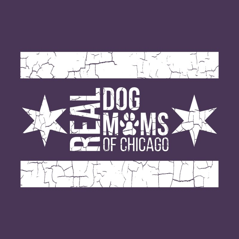 Chicago Dog Mom Women's Longsleeve T-Shirt by rdmoc's Artist Shop