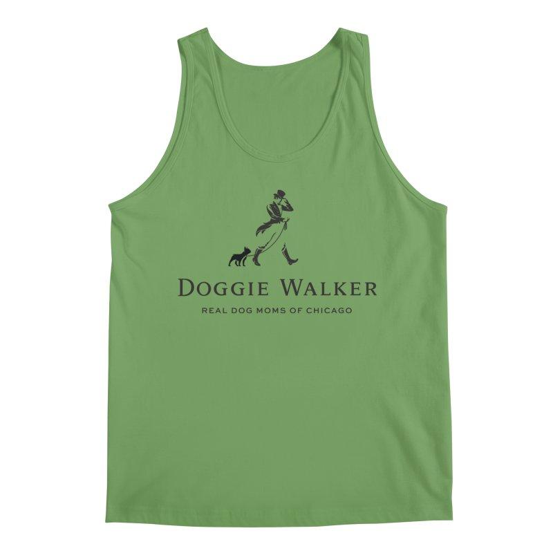 Doggie Walker Men's Tank by rdmoc's Artist Shop