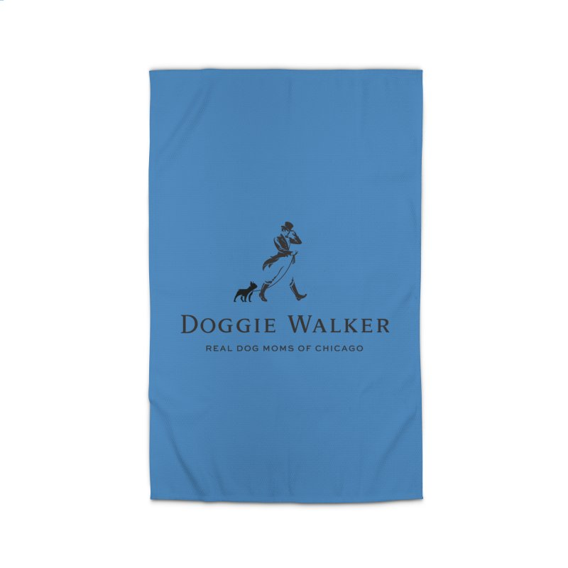 Doggie Walker Home Rug by rdmoc's Artist Shop