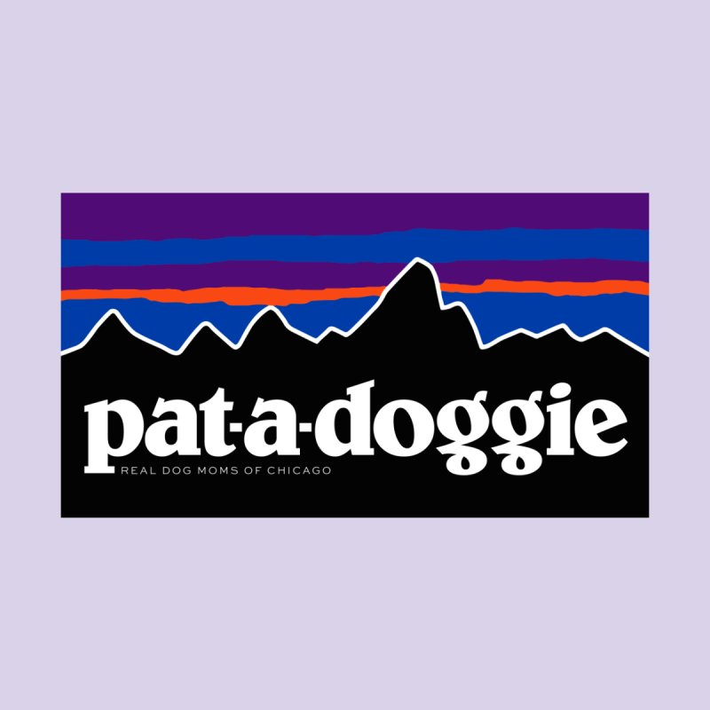 pat-a-doggie Women's T-Shirt by rdmoc's Artist Shop