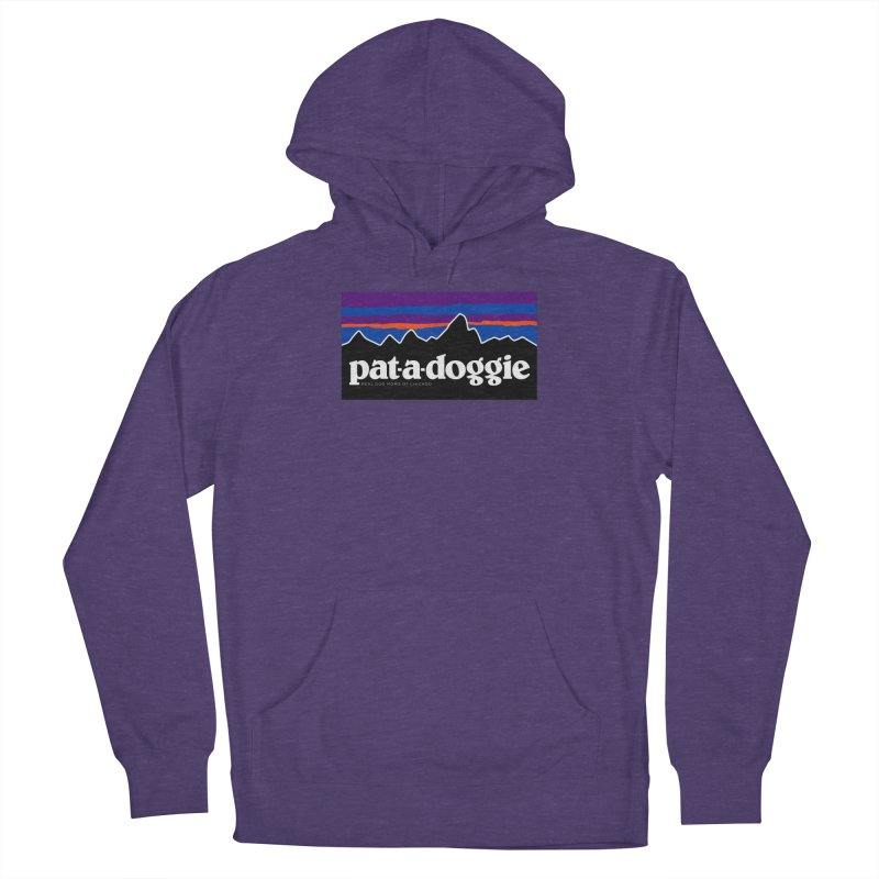 pat-a-doggie Women's Pullover Hoody by rdmoc's Artist Shop