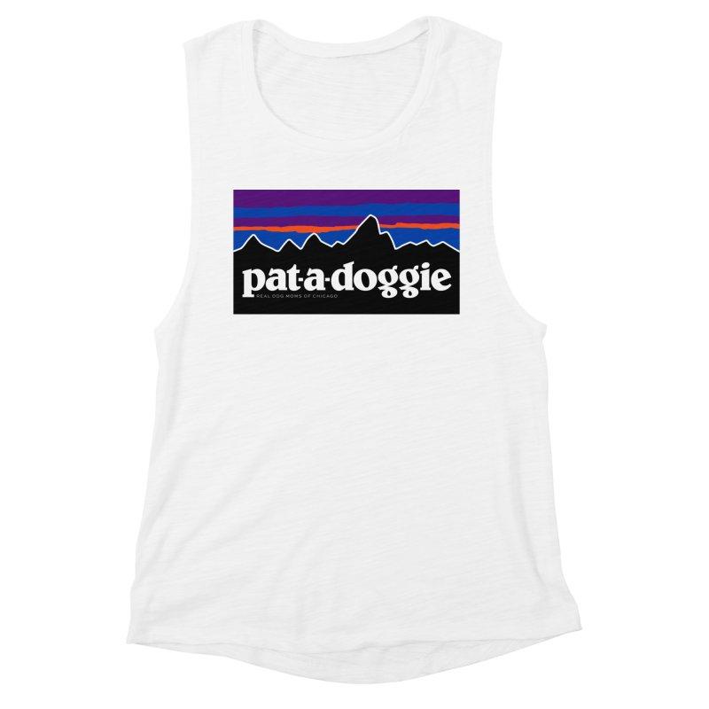 pat-a-doggie Women's Tank by rdmoc's Artist Shop