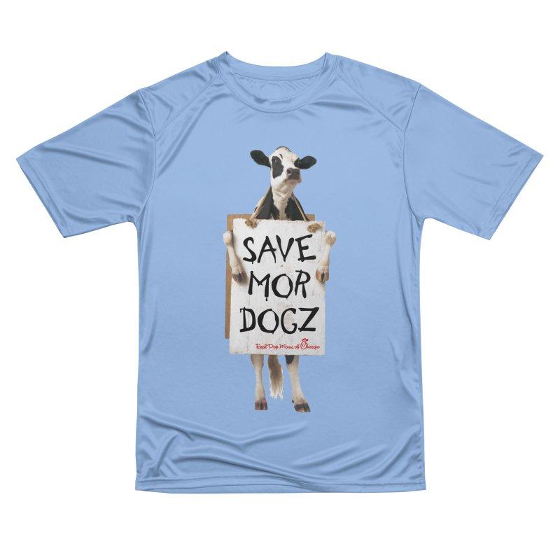 Chick-fil-dog Women's T-Shirt by RDMOC's Artist Shop