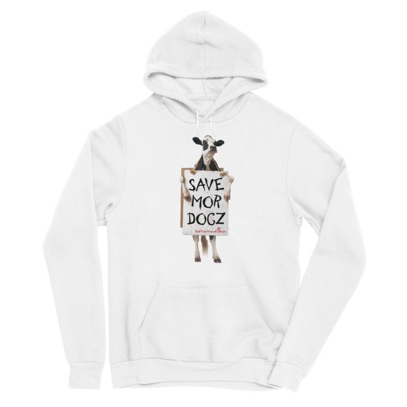 Chick-fil-dog Women's Pullover Hoody by rdmoc's Artist Shop