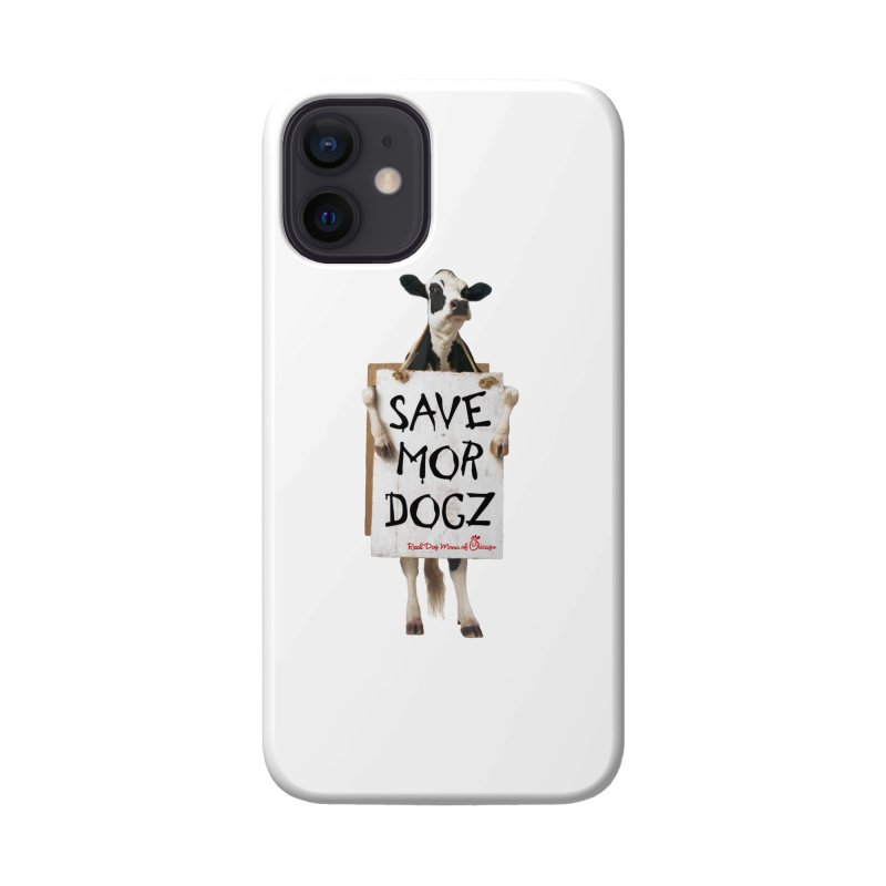 Chick-fil-dog Accessories Phone Case by RDMOC's Artist Shop