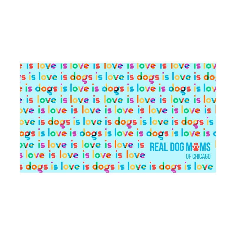 love is love is dogs Women's Cut & Sew by rdmoc's Artist Shop