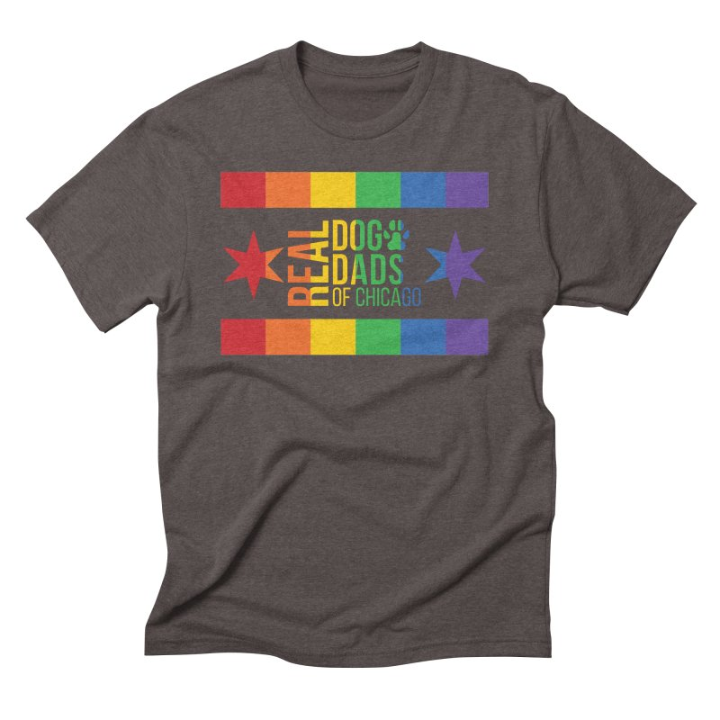 Pride Dad Men's T-Shirt by rdmoc's Artist Shop