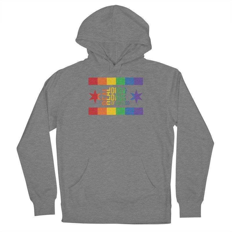 Pride Dad Women's Pullover Hoody by rdmoc's Artist Shop