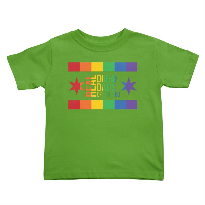Pride Dad Kids Toddler T-Shirt by rdmoc's Artist Shop