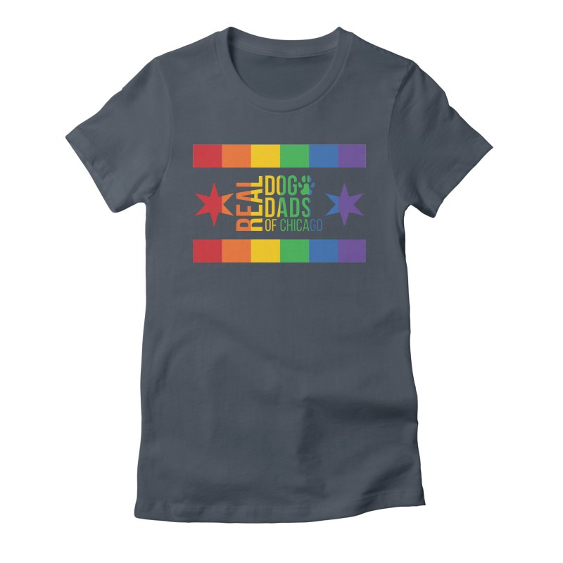 Pride Dad Women's T-Shirt by rdmoc's Artist Shop