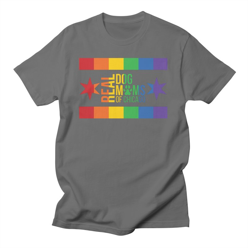 Pride Mom Men's T-Shirt by RDMOC's Artist Shop
