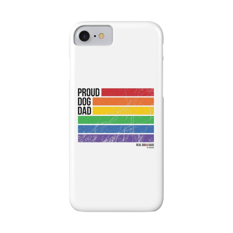 Proud Dog Dad Accessories Phone Case by rdmoc's Artist Shop