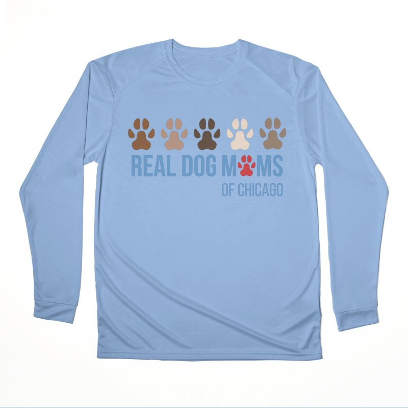 Paws Up Women's Longsleeve T-Shirt by rdmoc's Artist Shop