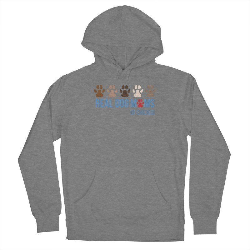 Paws Up Women's Pullover Hoody by RDMOC's Artist Shop