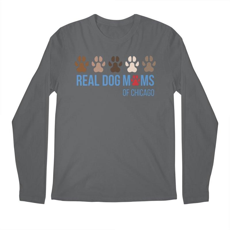 Paws Up Men's Longsleeve T-Shirt by rdmoc's Artist Shop