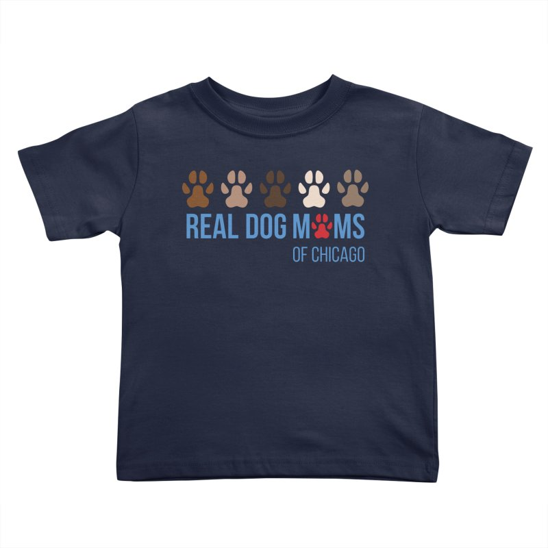 Paws Up Kids Toddler T-Shirt by rdmoc's Artist Shop