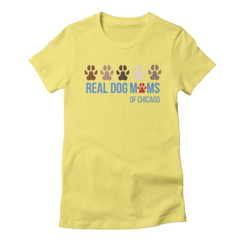 Paws Up Women's T-Shirt by rdmoc's Artist Shop