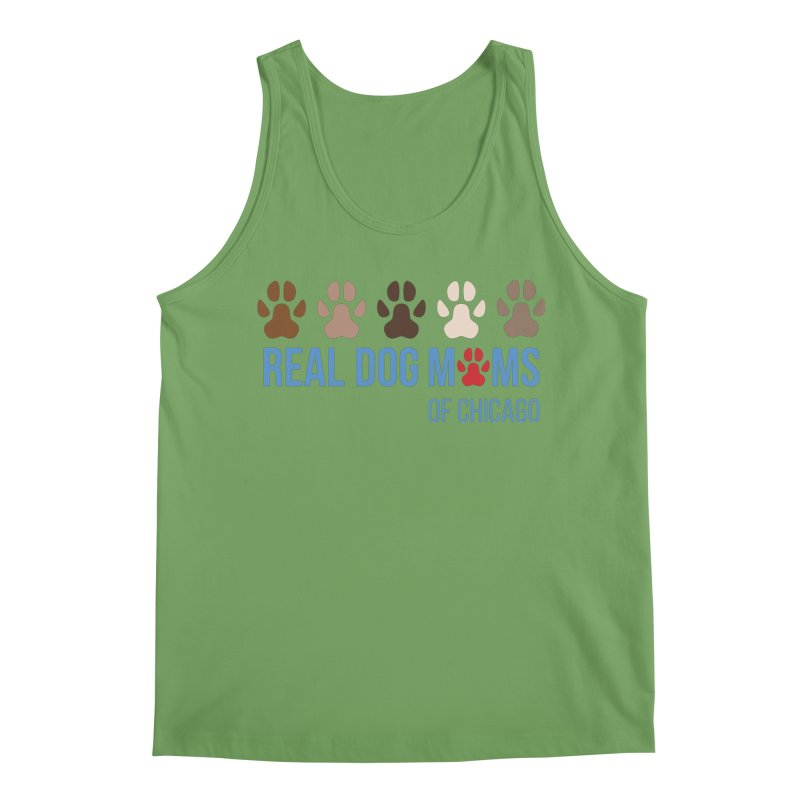 Paws Up Men's Tank by rdmoc's Artist Shop