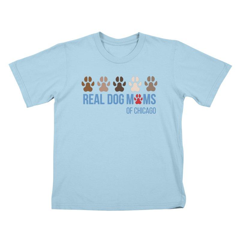 Paws Up Kids T-Shirt by rdmoc's Artist Shop