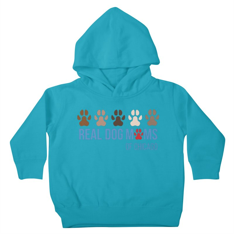 Paws Up Kids Toddler Pullover Hoody by rdmoc's Artist Shop