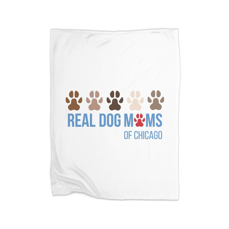 Paws Up Home Blanket by rdmoc's Artist Shop
