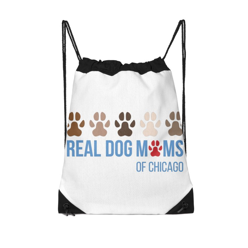 Paws Up Accessories Bag by rdmoc's Artist Shop