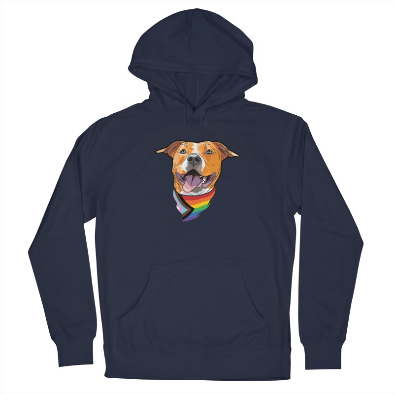 Love is a Super Power Men's Pullover Hoody by rdmoc's Artist Shop