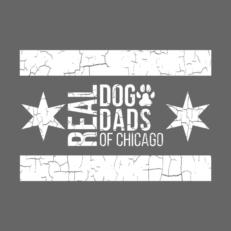 Chicago Dog Dad Kids Toddler Zip-Up Hoody by rdmoc's Artist Shop