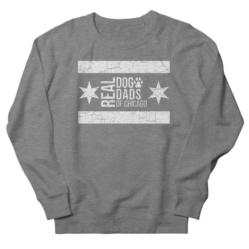 Chicago Dog Dad Women's Sweatshirt by rdmoc's Artist Shop
