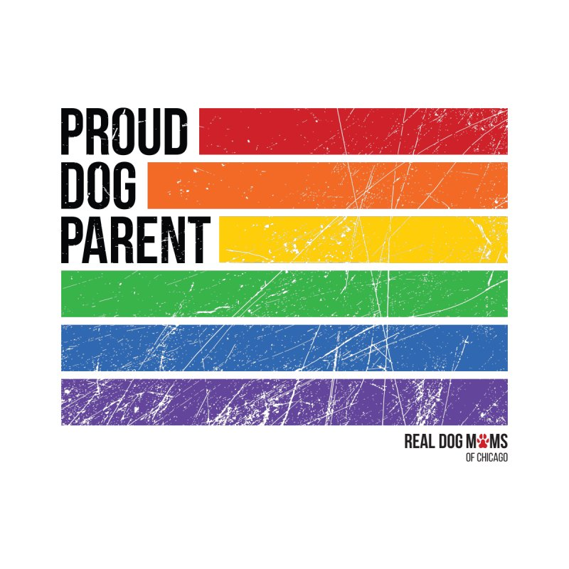 Proud Dog Parent Women's Sweatshirt by rdmoc's Artist Shop