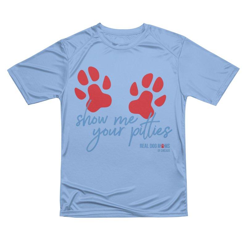 Show Me Your Pitties Women's T-Shirt by RDMOC's Artist Shop