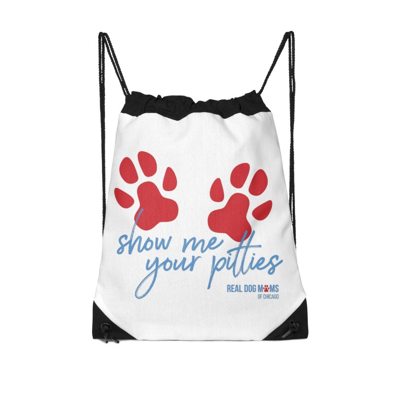 Show Me Your Pitties Accessories Bag by rdmoc's Artist Shop