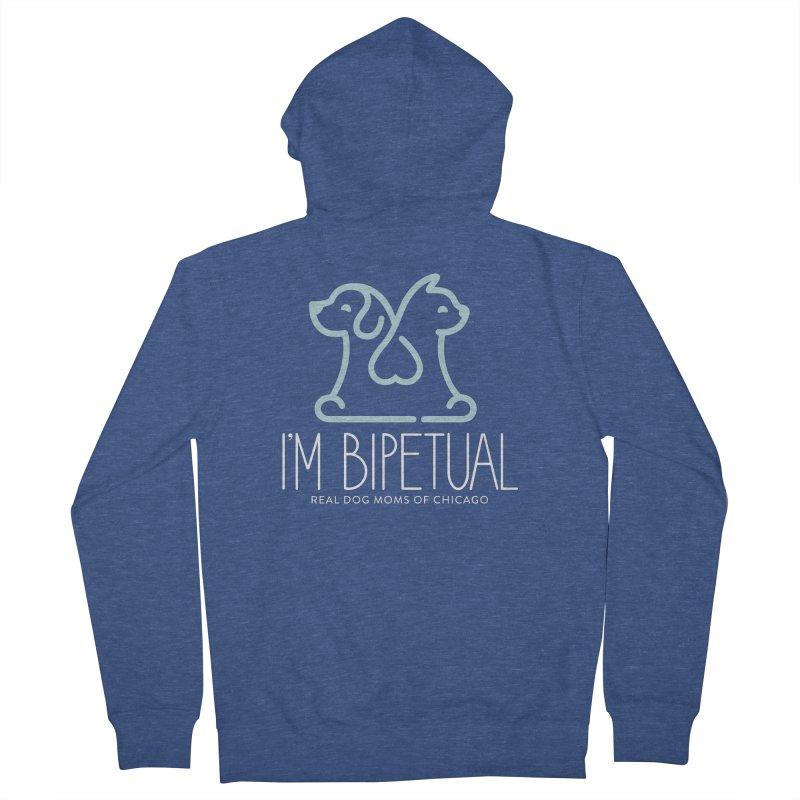 I'm Bipetual Men's Zip-Up Hoody by rdmoc's Artist Shop
