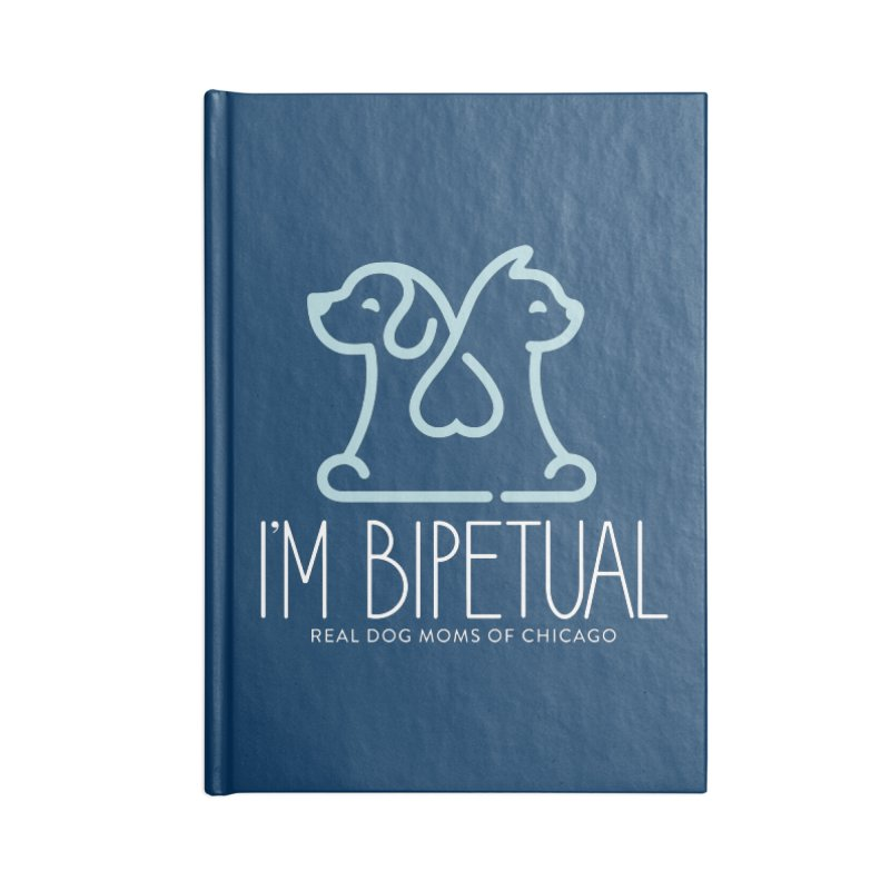 I'm Bipetual Accessories Notebook by rdmoc's Artist Shop