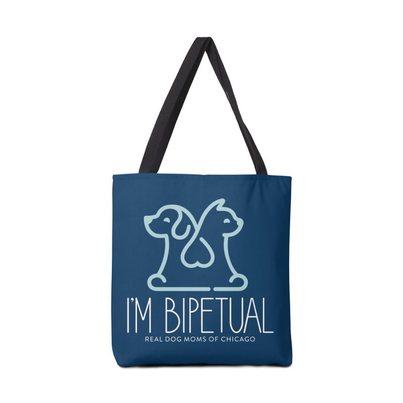 I'm Bipetual Accessories Bag by rdmoc's Artist Shop
