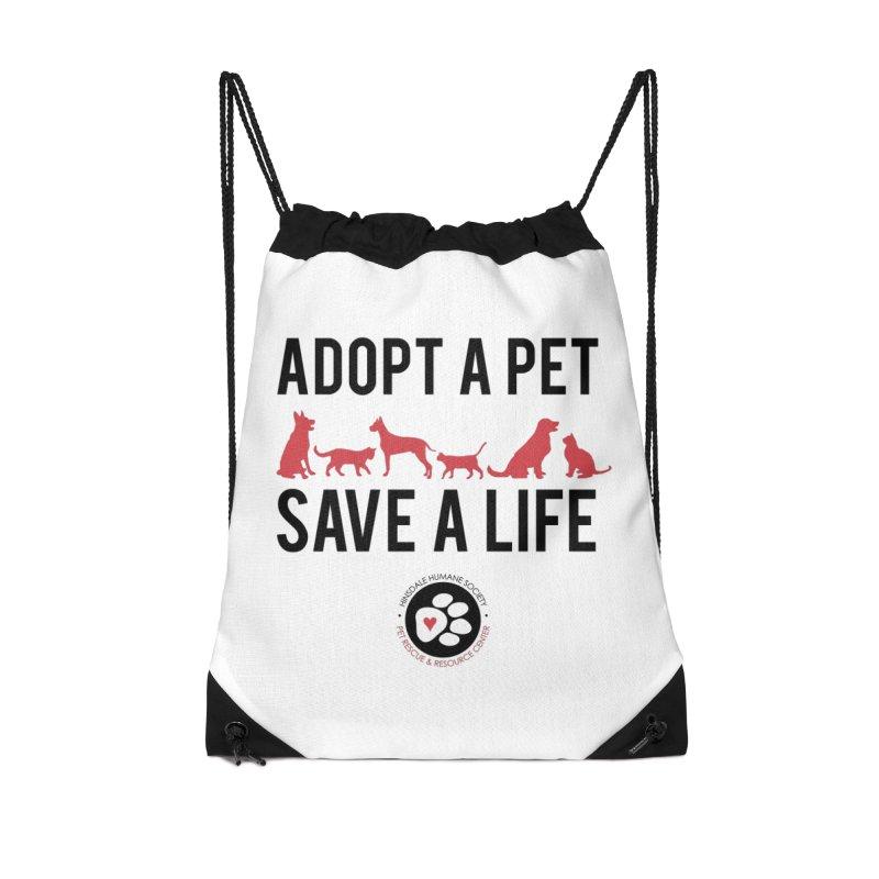 HHS Adopt a Pet Accessories Bag by rdmoc's Artist Shop