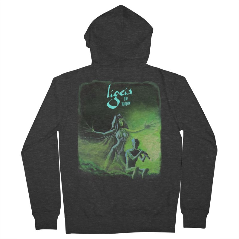 Oblivion's Hotel Women's Zip-Up Hoody by RDRicci's Artist Shop
