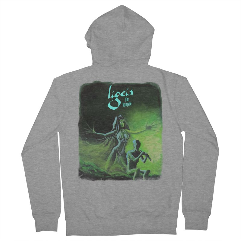 Oblivion's Hotel Men's Zip-Up Hoody by RDRicci's Artist Shop