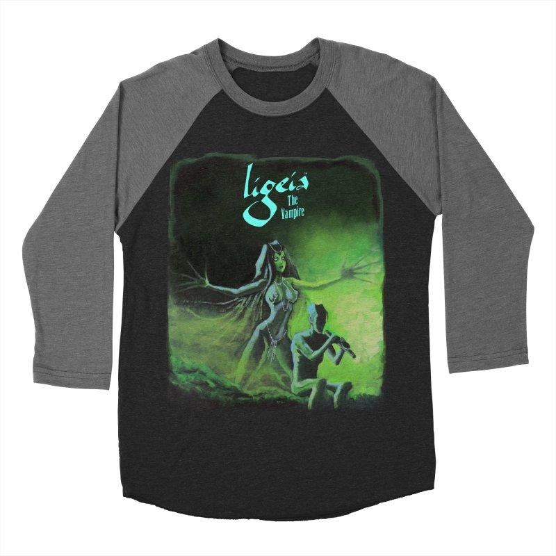 Oblivion's Hotel Women's Baseball Triblend T-Shirt by RDRicci's Artist Shop