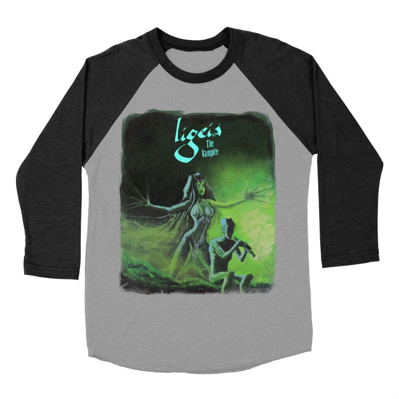 Oblivion's Hotel Men's Baseball Triblend T-Shirt by RDRicci's Artist Shop