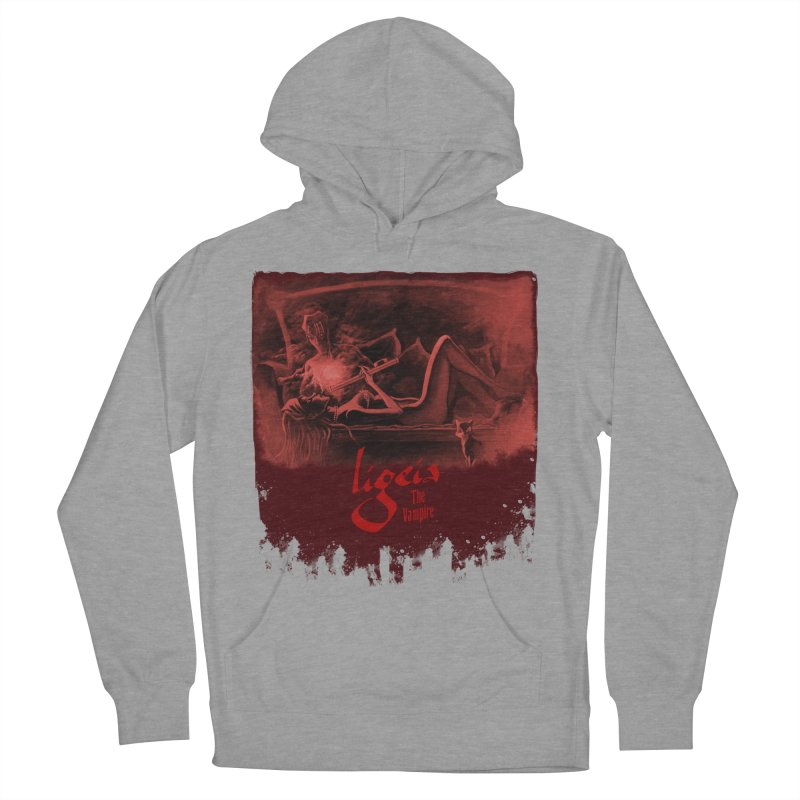 The Antiquarian Men's Pullover Hoody by RDRicci's Artist Shop