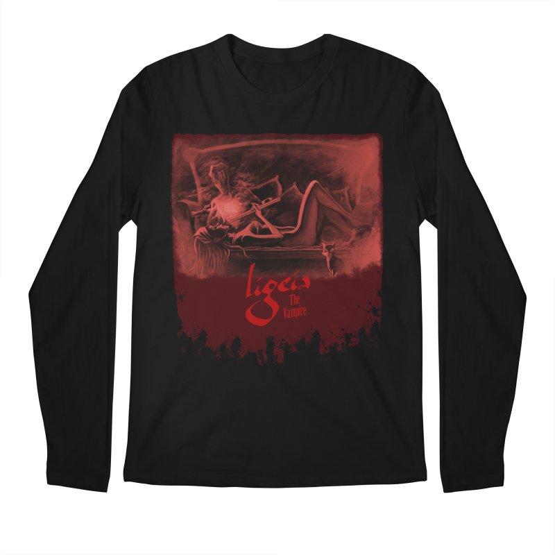 The Antiquarian Men's Longsleeve T-Shirt by RDRicci's Artist Shop