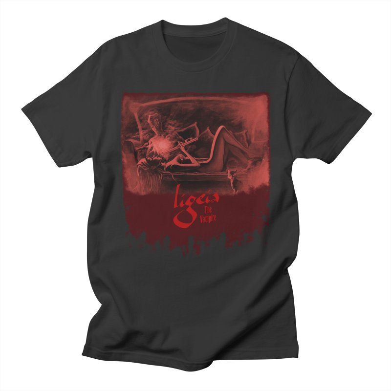 The Antiquarian Men's T-shirt by RDRicci's Artist Shop