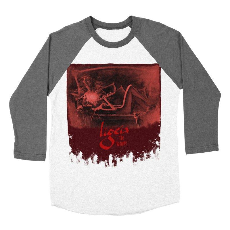 The Antiquarian Men's Baseball Triblend T-Shirt by RDRicci's Artist Shop