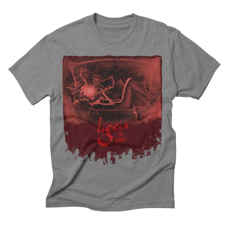 The Antiquarian Men's Triblend T-shirt by RDRicci's Artist Shop