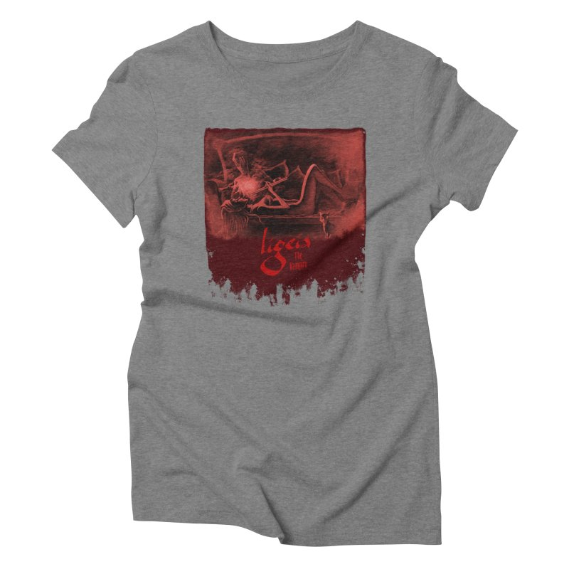 The Antiquarian Women's Triblend T-Shirt by RDRicci's Artist Shop